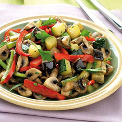 Actifry recetas rapidas saludables actifry 365 - Como hacer verduras salteadas ...