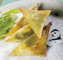 004A---Samosas de queso