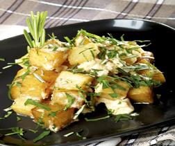 092A - pommes de terre au romarin et oeufs