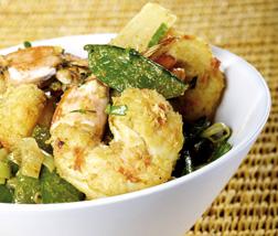 curry-de-gambas